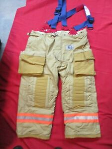 N o s 48 X 29 Morning Pride Fire Fighter Turnout Pants Bunker Gear Rescue