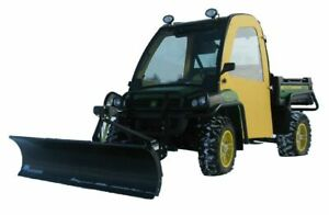 Snowbear 72 Inch Utv Plow For A 2 Front Hitch