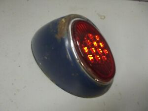 1955 1961 Volkswagen Bug Tail Light Housing Lense 1956 1957 Hella K1564 Vw