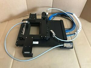 Ludl Motorized Inverted Microscope Xy Stage 99s908 cz For Cellomics Arrayscan