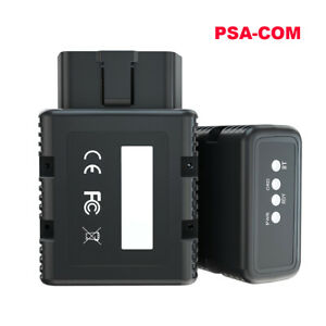Psa Com Bluetooth Interface Diagnostic Programming Tool Fit For Citroen Peugeot