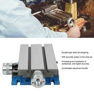 Milling Worktable Compound Cross Slide Multifunction Working Table Drilling Usa