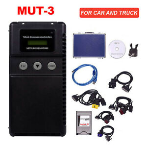 Mut 3 Mut iii Mut3 Scanner Fit For Mitsubishi Cars And Trucks Diagnostic Tool