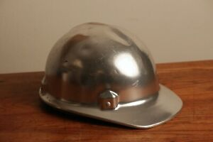 Vintage Jackson Hard Hat Safety Cap Aluminum Usa Type Sc 50