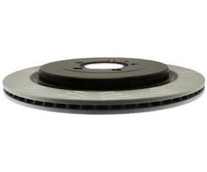 Disc Brake Rotor Fits 2013 2014 Ford Mustang Raybestos