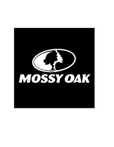 Mossy Oak Vinyl Decal Sticker Laptop Tumbler Car Truck Window
