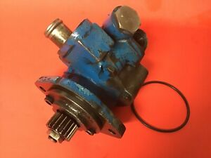 Ford 6000 Tractor Power Steering Pump