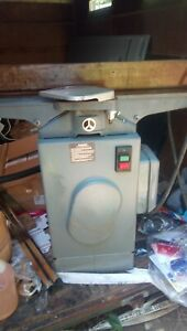 Rockwell Industrial 6 Jointer Planer woodworking Machinery 37 100