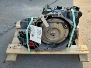Automatic Transmission 6 Speed Fwd Opt Mh7 Fits 11 Equinox 866583