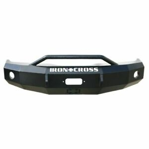 Iron Cross 22 515 88 Heavy Duty Push Front Bumper For 88 98 Chevy Silverado New