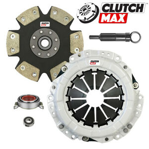 Clutchmax Stage 4 Clutch Kit For Toyota Corolla Levin Trueno 4age 20v Ae111 Jdm
