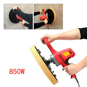 Us Concrete Cement Mortar Electric Trowel Wall Smoothing Polishing Machine Mixer