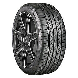 2 New 255 40r17 Cooper Zeon Rs3 G1 Tire 2554017