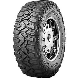 2 New Lt285 75r16 10 Kumho Road Venture Mt71 10 Ply Tire 2857516