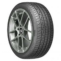 2 New 245 40zr17 General G max As 05 Tire 2454017