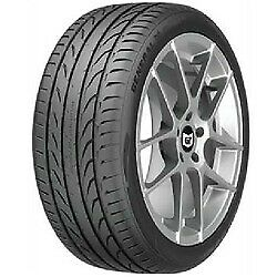 2 New 245 40zr17 General G max Rs Tire 2454017