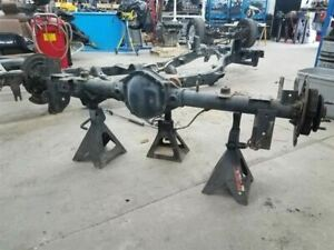 Jeep Jk Wrangler Oem Rear Axle Dana 44 3 21 Gear Ratio 07 15 24893