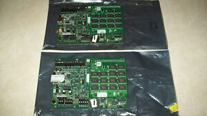 2 Lenel Lnl 2000 Scp e With Lnl 1007mk Memory Expansion ethlan Cards
