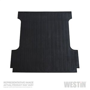 Westin Bed Mat Fits 2019 2020 Chevy Silverado Gmc Sierra 1500 6 5 Bed 50 6475