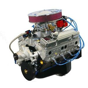 Blueprint Engines Bp38313ctc1d Dressed Crate Engine Chevy 383
