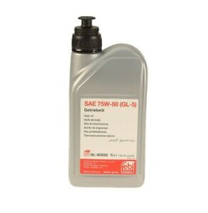 Manual Transmission Fluid Sae 75w 80 Synthetic 1 Liter For Mini Brand New