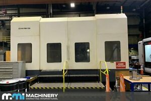 Mighty Viper Pbm 135a Horizontal Boring Mill With 5 axis Machining 2012