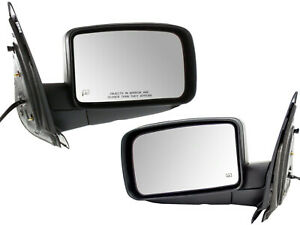For 2003 Ford Expedition Xlt Mirror Power Heat W Puddle Right And Left Pair