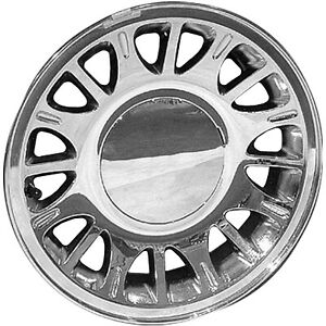 1998 Lincoln Town Car 16 New Replacement Wheel Rim Aly03318u85n