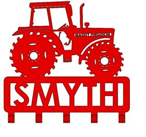 Tractor Coat Hook Any Model Free Design Preview