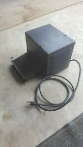 Squirrel Cage Blower Fan Hydro 110 Volt On off Switch Adjustable Speed