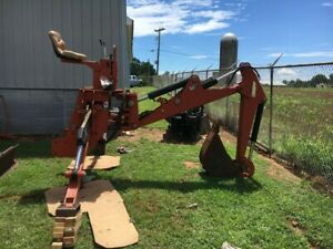 2007 Ditch Witch Rt 55 Backhoe Attachment