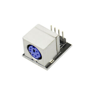 Keyes Ps2 Keyboard Mouse Socket Adapter Module For Arduino Project
