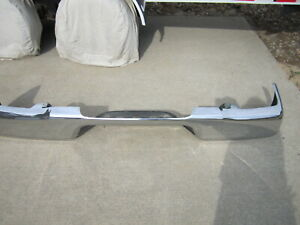 Toyota Tundra Chrome Rear Bumper 07 2008 2009 2010 2011 2012 2013 Local Pickup