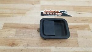Jeep Tj Wrangler Outer Full Steel Door Handle Driver Side 1997 2006 25545