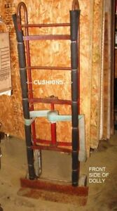 Heavy Duty Appliance Refrigerator Moving Hand Truck Dolly Cart price Reduced