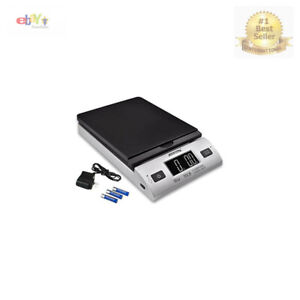 Digital Postal Mail Scale Package Shipping Weight Large Led Display 50lbs