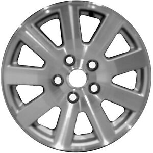 03622 Refinished Ford Crown Victoria 2006 2007 16 Inch Wheel Silver Painted