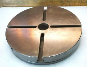 11 Rotary Table Top Only Great For Positioner Or Other Project T Slots