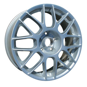 58743 New Compatible Wheel Rim 17 Fits 2001 2004 Audi A6 Allroad Silver Painted