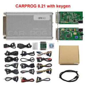 Carprog V8 21 Full Perfect Online Version Software With All 21 Adapters