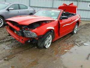 2014 Ford Mustang Transmission At 6 Speed 3 7l Id Br3p 7000 Aa 11 12 13 14