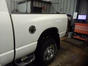 2003 2009 Dodge Ram 1500 2500 3500 6 Foot Truck Bed Box Srw 6 3 White Code Pw7