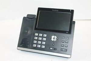 Yealink T48g Sip t48g 16 line Touch Lcd Display Ultra elegant Ip Phone W Stand
