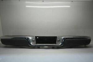 1997 04 Dodge Dakota Rear Bumper Chrome