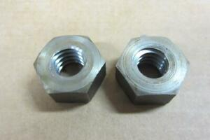 5 8 8 Acme Hex Nut Steel 2 Pack For Acme Right Hand Threaded Rod