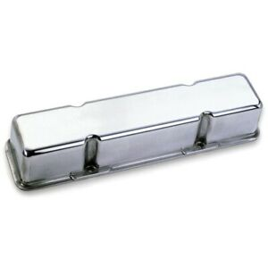 Moroso 68405 Die Cast Alum Valve Covers For Sbc 283 305 350 400 Polished New