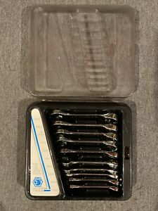 Matco Tools Srcsm102t Stubby Metric Combination Wrench Set 10 19mm 12point