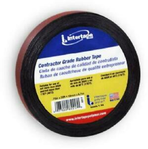 Intertape 5517 Rubber Electrical Tape 3 4 X 22