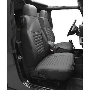 Bestop High Back Seat Covers 29227 04