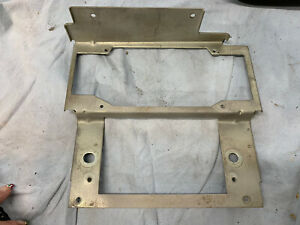73 79 Ford Truck 78 79 Bronco Radio Heat Control Mounting Bracket 1973 1979 Oem